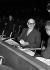 Robert Schuman (1886-1963), homme politique français. © Roger-Viollet
