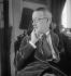 James Joyce (1882-1941), écrivain irlandais. Paris, 1934. © Boris Lipnitzki/Roger-Viollet