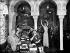 Cabaret russe. Paris, vers 1920. © Albert Harlingue / Roger-Viollet