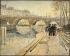 Charles André Igounet de Villers (1881-1944). View of the Pont-Neuf. Oil on canvas, 1898-1908. Paris, musée Carnavalet. © Musée Carnavalet / Roger-Viollet