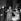 """Jean Renoir (1894-1979), réalisateur français et les acteurs Ingrid Bergman (1915-1982) et Jean Marais (1913-1998), pendant le tournage d'""""Elena et les hommes"""". France, 1956. © Alain Adler / Roger-Viollet"""