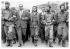 Osvaldo Dorticós Torrado (1919-1983), président de la République de Cuba, Che Guevara (Ernesto Rafael Guevara, 1928-1967), révolutionnaire cubain d'origine argentine, et Fidel Castro (1926-2016), homme d'Etat et révolutionnaire cubain, participant à un défilé dans les rues de La Havane (Cuba), 1959. © TopFoto / Roger-Viollet