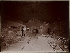"""Métro parisien. """"Station de Clichy (vers l'Etoile), Paris (VIII-IX-XVII et XVIIIème arr.)"""". Photographie de Charles Maindron (1861-1940). 17 mars 1902. Paris, musée Carnavalet. © Charles Maindron / Musée Carnavalet / Roger-Viollet"""