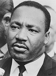 Martin Luther King (1929-1968), pasteur américain. 1964. © Ullstein Bild / Roger-Viollet