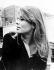 Nico (1938-1988), chanteuse et mannequin allemande, membre du Velvet Underground, 19 août 1965. © TopFoto / Roger-Viollet