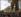 """Jean Leprince (actif au début du XXème siècle). """"Le boulevard et la porte Saint-Denis, le 11 novembre 1918"""". Huile sur toile. Paris, musée Carnavalet.  © Musée Carnavalet / Roger-Viollet"""