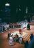 Cérémonie du couronnement d'Elisabeth II (née en 1926), succédant à son père George VI (1895-1952). Londres (Angleterre), 1953. © Iberfoto / Roger-Viollet