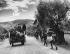 Guerre d'Espagne (1936-1939). Troupes nationalistes en route vers Castellon (Espagne), mi-juin 1938. © Ullstein Bild/Roger-Viollet