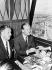 Le prince Philip d'Edimbourg (né en 1921), en visite pour l'Exposition universelle. Seattle (Washington, Etats-Unis), 5 juin 1962. © TopFoto / Roger-Viollet