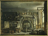 """Pierre-Roch Vigneron (1789-1872). """"L'atelier de l'orfèvre Pierre Odiot (1763-1850), rue Saint-Honoré"""". Huile sur toile. Paris, musée Carnavalet.  © Musée Carnavalet/Roger-Viollet"""