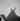 Ombre d'un méhariste et squelette de chameau. Sahara, juillet 1945. © Gaston Paris / Roger-Viollet