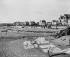 La plage Saint-Nicolas. Saint-Pair (Manche), vers 1900. © Neurdein/Roger-Viollet