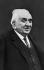 Louis Lumière (1864-1948), chimiste et industriel français, pionnier du cinéma. 1935. © Jacques Boyer / Roger-Viollet