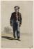 """Anonyme. """"Jeune garçon à la casquette"""". Crayon, aquarelle. Paris, musée Carnavalet.  © Musée Carnavalet/Roger-Viollet"""