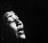 Ella Fitzgerald (1917-1996), chanteuse de jazz américaine.    © Jack Nisberg/Roger-Viollet