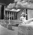 Paris, Exposition Internationale de 1937. Extérieur du Musée d'Art Moderne.       © Pierre Jahan/Roger-Viollet