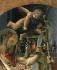 "Bernardino Detti. ""La Vierge de la Pergola"", détail, 1475-1535. Pistoia (Italie), musée municipal. © Alinari/Roger-Viollet"