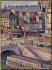 Maximilien Luce (1858-1941). The pont Saint-Michel and the quai des Orfèvres in Paris. Oil on paper mounted on isorel, circa 1905. Paris, musée Carnavalet. © Musée Carnavalet / Roger-Viollet