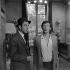 """L'Homme de Rio"", film de Philippe de Broca. Daniel Ceccaldi et Jean-Paul Belmondo. France-Italie, 2 août 1963. © Alain Adler/Roger-Viollet"