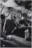 Jean Renoir avec Jean Gabin et Maria Félix. 1954. Photographie de Jean Marquis (né en 1926). Bibliothèque historique de la Ville de Paris. © Jean Marquis / BHVP / Roger-Viollet