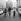 Joe Dassin (1938-1980), chanteur francophone d'origine américaine et Gigliola Cinquetti (née en 1947), chanteuse italienne. Paris (XIXème arr.), quartier des Buttes Chaumont, 1972. © Patrick Ullmann / Roger-Viollet