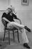 Sylvie Vartan (née en 1944), chanteuse française, chez elle. France, 1967. Photographie de Georges Kelaidites (1932-2015). © Georges Kelaïditès/Roger-Viollet