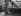 Arrivée du président Wilson à la gare du Bois de Boulogne pour les négociations du Traité de Versailles. Derrière Wilson, le président Poincaré. Paris, 14 décembre 1918. © Maurice-Louis Branger/Roger-Viollet