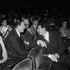 Jean-Pierre Cassel, Jean-Pierre Marielle, Paul Belmondo et Jean-Paul Belmondo. Paris, Théâtre Daunou, février 1964. © Studio Lipnitzki/Roger-Viollet