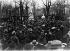 Révolution allemande. Karl Liebknecht (1871-1919), homme politique et révolutionnaire allemand, s'adressant à la foule lors d'une manifestation. Berlin, Siegesallee, 8 décembre 1918. © Ullstein Bild / Roger-Viollet