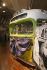 Bus de Montgomery (Alabama) dans lequel Rosa Parks, noire américaine, a été arrêtée en 1955 pour avoir refusé de céder sa place à une homme blanc. Le bus est drapé de noir en commémoration de sa mort le 24 octobre 2005. Dearborn (Michigan), Henry Ford museum. Photo : Jim West.      TIW-CAH4GVDP        .. © The Image Works / Roger-Viollet