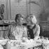"""Cherchez l''idole"", film de Michel Boisrond. Johnny Hallyday et Sylvie Vartan. France, 27 novembre 1963. © Alain Adler/Roger-Viollet"