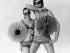 Couple en maillot de bain. 1970. © Ullstein Bild/Roger-Viollet