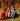 Indira Gandhi (1917-1984), femme politique indienne, portant un sari bleu. Delhi (Inde), 1960-1963. © TopFoto/Roger-Viollet
