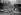 Guerre 1939-1945. Restes d'un avion allié abattu. Paris (XVIIIème arr.), rue Pajol, 23 juin 1944. © LAPI/Roger-Viollet
