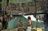 Participants au festival de Woodstock. Bethel (Etats-Unis), août 1969.  © Shelly Rusten/The Image Works/Roger-Viollet