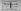 Ticket de métro parisien de seconde classe. Mars 1943. © LAPI/Roger-Viollet