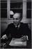 Maurice Genevoix (1890-1980), écrivain français. Photographie de Jean Marquis (né en 1926). Bibliothèque historique de la Ville de Paris. © Jean Marquis / BHVP / Roger-Viollet