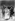 """Eugène Delacroix (1798-1863). """"Hamlet terrifié par le fantôme de son père sur la terrasse"""". Illustration pour """"Hamlet"""" de William Shakespeare. Lithographie, 1843. B.N.F., Estampes. © Albert Harlingue / Roger-Viollet"""