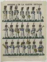 """Jean Charles Pellerin (1756-1836). """"Musique de la Garde Royale"""". Eau forte coloriée. Paris, musée Carnavalet.  © Musée Carnavalet/Roger-Viollet"""
