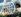 Valentina Terechkova (née en 1937), cosmonaute soviétique, Margot Honecker (1927-2016), femme politique allemande et Angela Davis (née en 1944), militante des droits de l'Homme américaine. Cérémonie d'ouverture du festival mondial de la jeunesse et des étudiants. 4 août 1973. © Ullstein Bild / Roger-Viollet