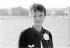 Jeanne Moreau, comédienne française. Versailles, septembre 1959. © Bernard Lipnitzki/Roger-Viollet