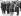 Le général d'aviation Vuillemin, l'amiral Darlan, le général Gamelin et le général Georges attendant le général Gort. Aéroport du Bourget. 1939.    © Roger-Viollet