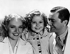 Shirley Temple (1928-2014), Robert Young (1907-1998) et Alice Faye (1915-1998), acteurs américains, 1935. © Ullstein Bild/Roger-Viollet