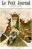 """Guerre sino-japonaise (1894-1895). Porte de Shang-Haï, théâtre d'un épisode important. """"Le Petit Journal"""", 6 janvier 1895. © Roger-Viollet"""