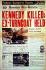 Coupure de presse sur l'assassinat de John Fitzgerald Kennedy à Dallas le 22 novembre 1963. © TopFoto / Roger-Viollet
