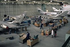 Usine Dassault. Assemblage du Falcon. Bordeaux (Gironde), 1978. © Jean-Régis Roustan / Roger-Viollet