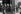 Richard Nixon (1913-1994), président des Etats-Unis, à droite, et Michel Debré (1912-1996), au centre. Paris, ministère des Affaires étrangères, quai d'Orsay, 28 février 1969.   © Roger-Viollet