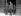 Robert Schuman (1886-1963), président du Conseil, recevant le général Bernard Montgomery (1887-1976). Paris, Hôtel Matignon, juillet 1949. © Roger-Viollet