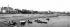 La plage et le casino. Arcachon (Gironde), vers 1900. © Neurdein/Roger-Viollet