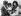 Charlie Chaplin (1889-1977), acteur et réalisateur anglais, avec son épouse  Lita Grey et son fils Sydney. 1926. © Ullstein Bild/Roger-Viollet